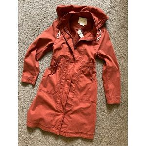 ANTHROPOLOGIE   anorak jacket